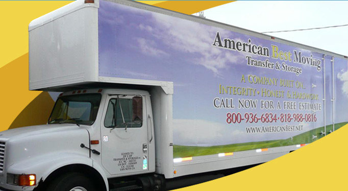 American Best Moving and Storage
